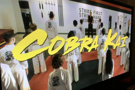 The original release date for Cobra Kai