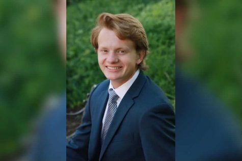 """Kyle Klostermann, a finalist for National Merit, said, """"It was my goal before taking the test, but I knew it would be a challenge to achieve."""""""