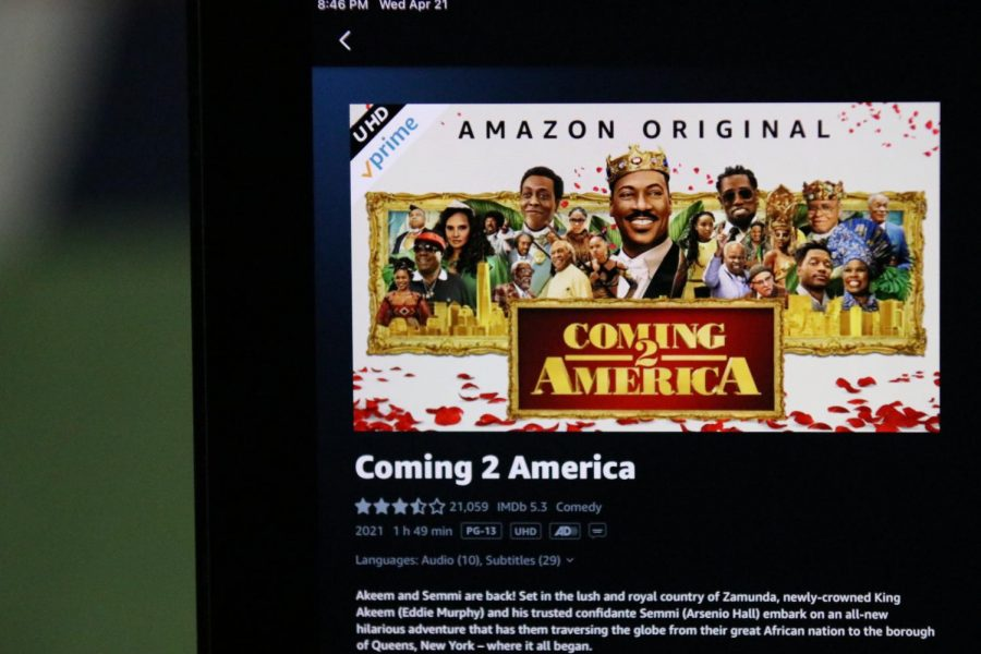 Review: Coming 2 America parallels original film with modern setting