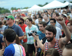 LouFest delivers, blows last year out of the water