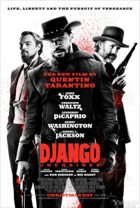 Django Unchained is one of Tarantino's best, as well as one of the better movies of 2012
