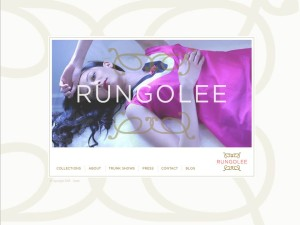 St. Louie Style: Rungolee mixes traditional American style and Indian patterns