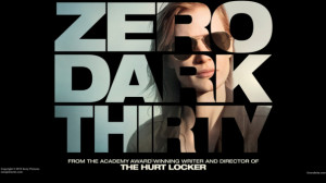 Zero Dark Thirty is excellent direction marred by weak, lazy writing