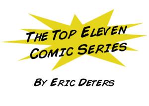 Top Eleven Comic Series