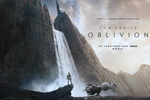 Oblivion isn't entirely original, but almost everything about it works quite well