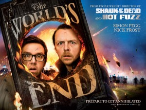 The World's End goes out with a bang