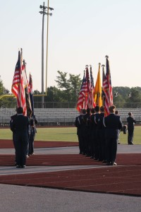 Students and staff take time to remember 9/11