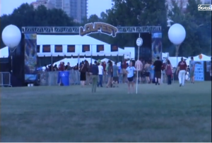 Seniors enjoy a day of music at Loufest