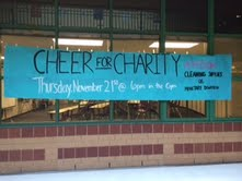"""LHS Cheer to host annual """"Cheer for Charity"""" tonight"""