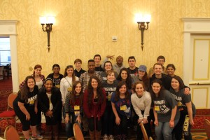 Local International Thespian Society conference goes off without a hitch
