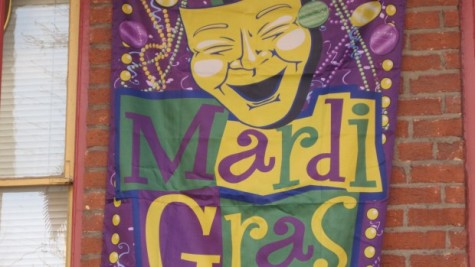St. Louis, home to the second biggest Mardi Gras party in the United States