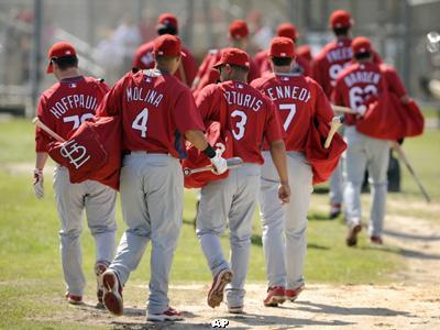 Cardinal Nation: spring training update, Cardinals hall of fame ballot