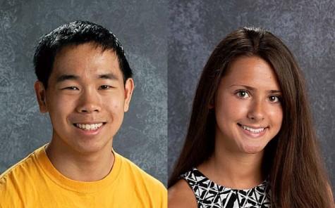 Two seniors honored as top Missouri high school scholars