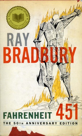 Banned Books Week: Fahrenheit 451