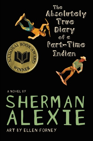 Banned Books Week: The Absolutely True Diary of a Part-Time Indian