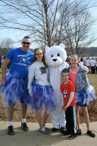 Kipp plans to take Polar Plunge for Special Olympics
