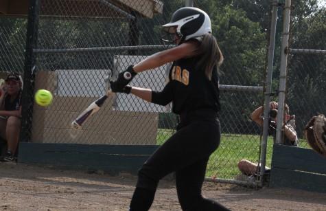 Varsity softball picks up fourth win
