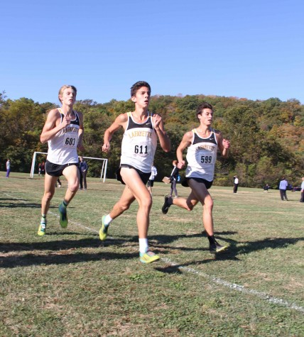 Lafayette boys cross country near top of new National rankings