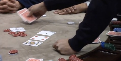 Father-Son Poker Night leaves seniors with fun memories