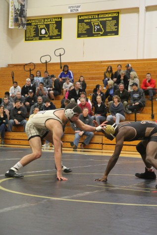 Winnetonka and Mehlville tournaments yield victories for Lancer wrestling