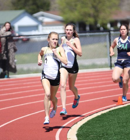 Girls track looks to rebound after disappointing finish at Ladue Brusca/Strohbach Invitational