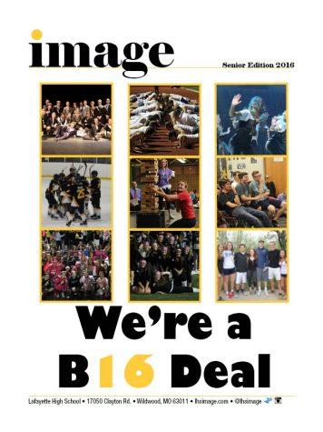 2016 Image Senior Issue