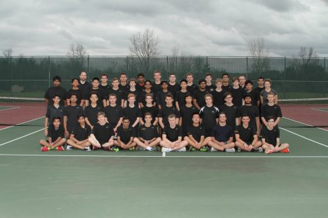 Individual Districts lie ahead for Tennis