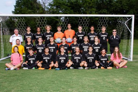 Boys soccer looks to find last season's magic