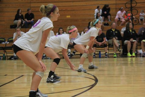 Aggressive play earns girls volleyball five game win streak