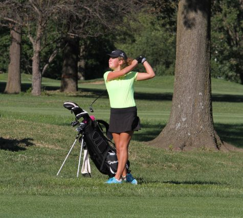 Sanfelippo places 29th at girls golf State tournament