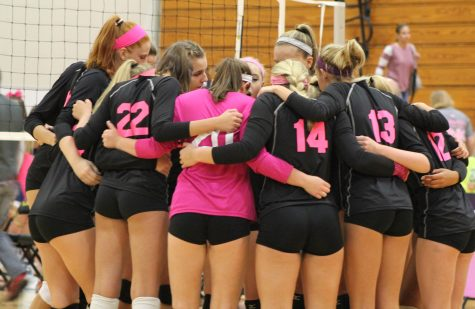 Lady Lancer volleyball wins 10th straight District title