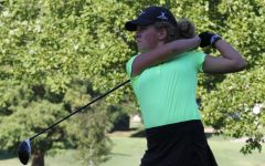Biermann leads girls golf to District title