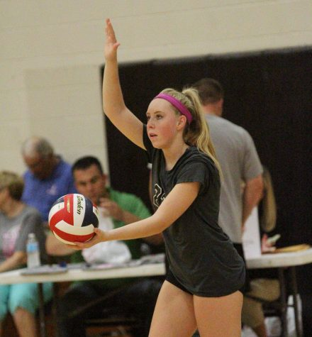Girls volleyball gears up for District tournament