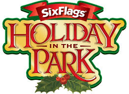Out and About: Six Flag's Holiday in the Park