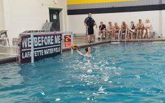 Water Polo comes second in Lafayette Invitational