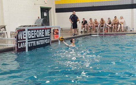 Water Polo comes second in Lafayette Invitational