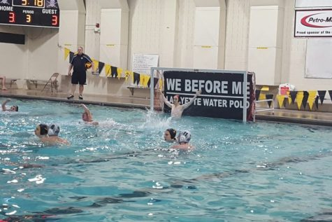 Parkway West ends season for Water Polo