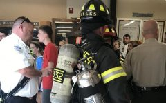 Fire alarm disrupts first day of school