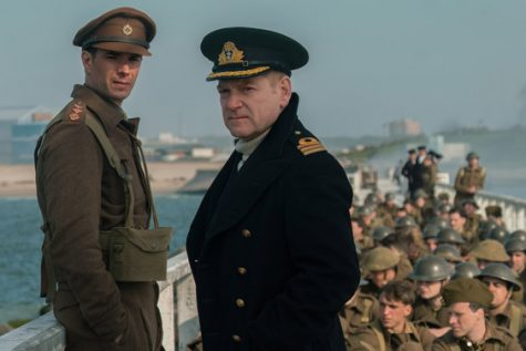 Dunkirk creates beautiful, realistic depiction of World War II battle