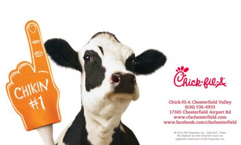 Lafayette takes on Marquette in annual Chick-fil-a fundraiser