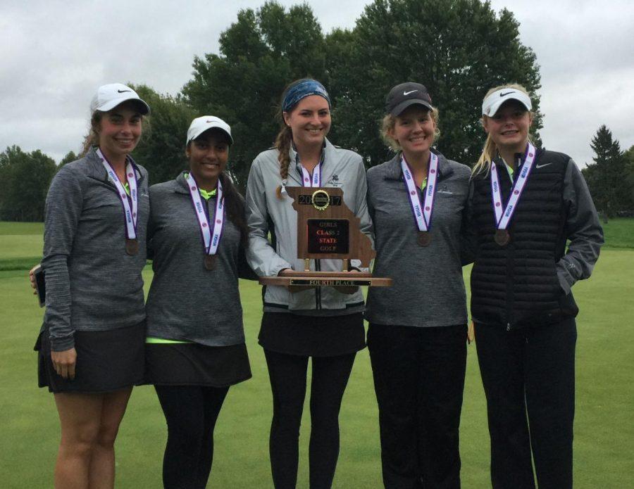Girls golf reflects on State Championship, season overall