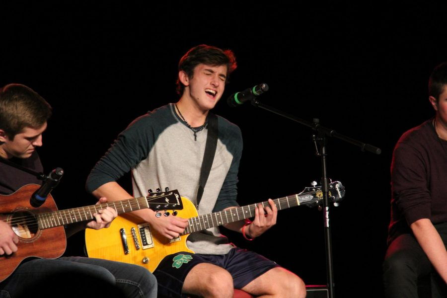 Lafayette hosts annual Coffee House