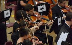 LHS Orchestra Festival allows orchestra students to improve their abilities