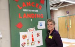 Parents get involved with Lafayette activities