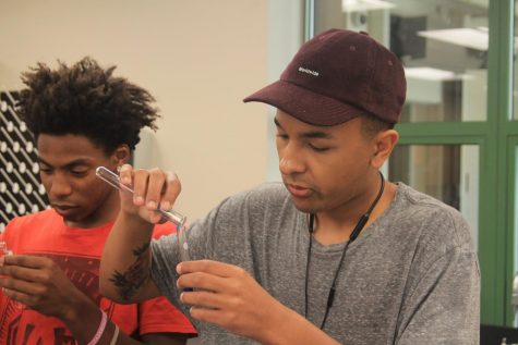 Lafayette hosts STEM night to promote sciences