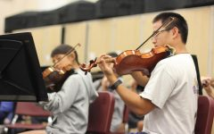 Students named part of prestigious All-State Band and Orchestra