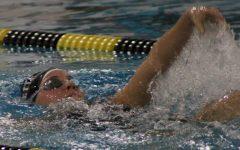 Girls swim starts the season off strong