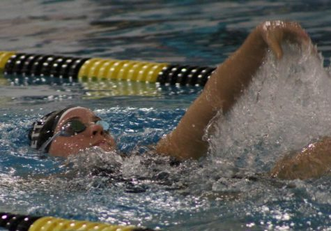Girls swim starts the season off strong
