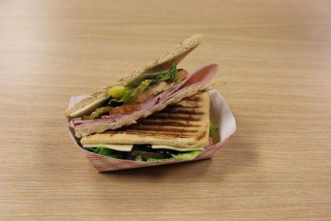 Cafeteria's Italian panini wins national award