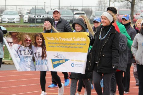Walk Out of Darkness brings awareness to suicide prevention